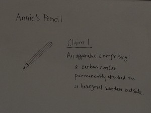 Podcast Episode 2 picture of Annie's Pencil